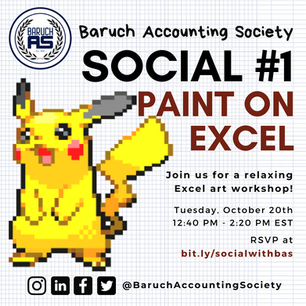 Social#1: Paint on Excel