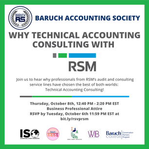 Why Technical Accounting Consulting with RSM