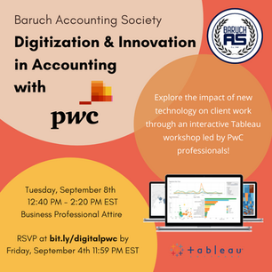 Digitization and Innovation with PwC