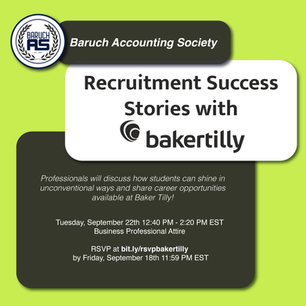 Recruitment Success Stories with Bakertilly