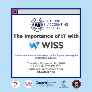 The Importance of IT with WISS