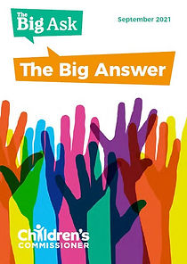 The Big Ask Childrens Report 2021