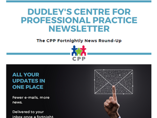 DUDLEY'S CENTRE FORPROFESSIONAL PRACTICENEWSLETTER - May 2021
