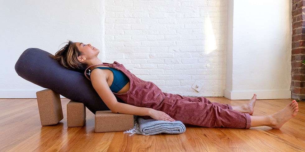 BIPOC Rest as Resistance Yoga