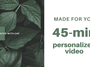 New Offering: Personalized Videos for Your Unique Practice