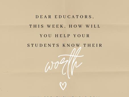 Words of Wisdom from BIPOC Educators