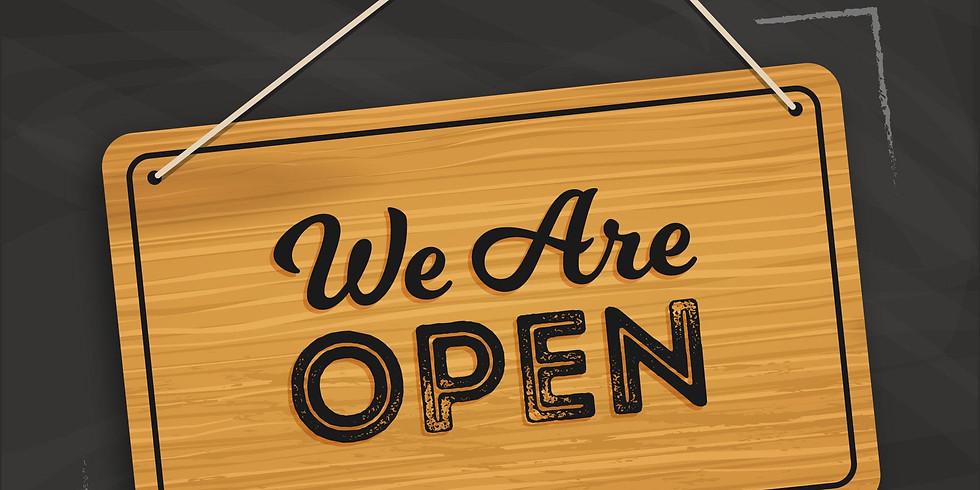 Open-day (Online)
