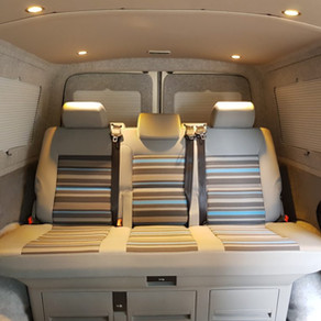 How To Professionally Carpet Line Your Camper Van