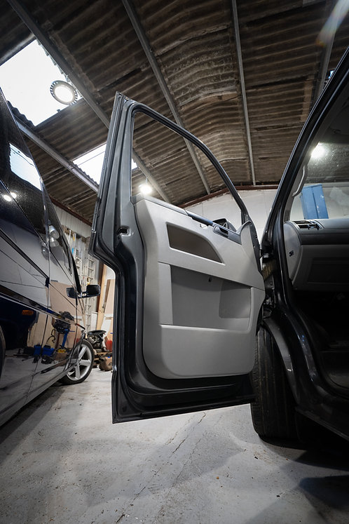 VW T5/6 Cab Door Seal Upgrade