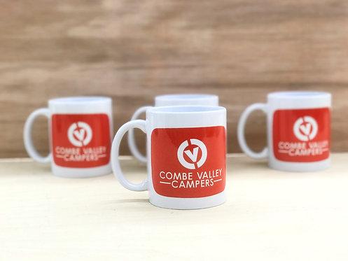 Combe Valley Campers Mug