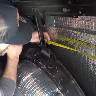 How To Sound Deaden And Insulate Your Camper Van