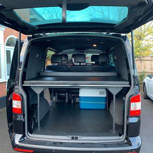 Featured Build - A T5 Kombi van conversion.