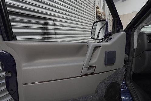 VW T4 Cab Door Inner Pull Handle Flannel Grey