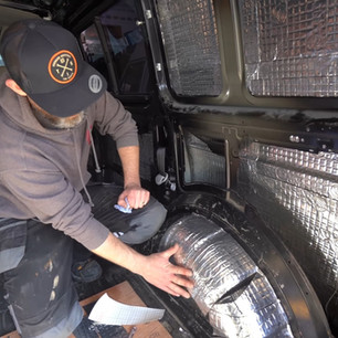 How much sound deadening and insulation do I need?