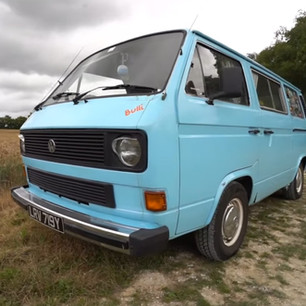 What to consider when buying a campervan
