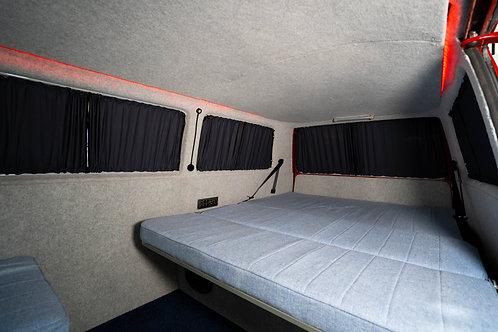 VW T25 T3 Vanagon 5 Piece Curtain set