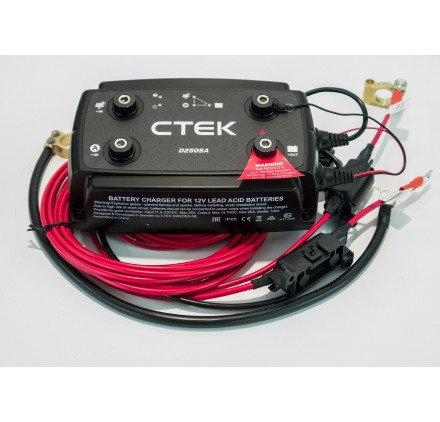 CTEK D250SE Battery to battery charging system