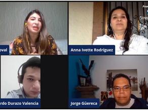 Dialogan especialistas sobre participación política, inclusión y discapacidad