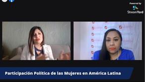Centro latinoamericano analizará participación política de las mujeres mexicanas en Elecciones 2021