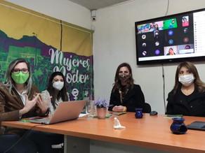 Participa CIPPE en foro virtual sobre violencia política en razón de género