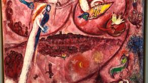 Marc Chagall et le Message Biblique
