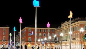 L'art dans la ville: une exploration sur les pas du tramway à Nice