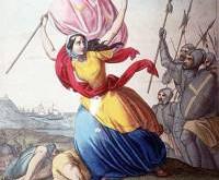 La légende de Catherine Ségurane, une niçoise qui sauva la ville