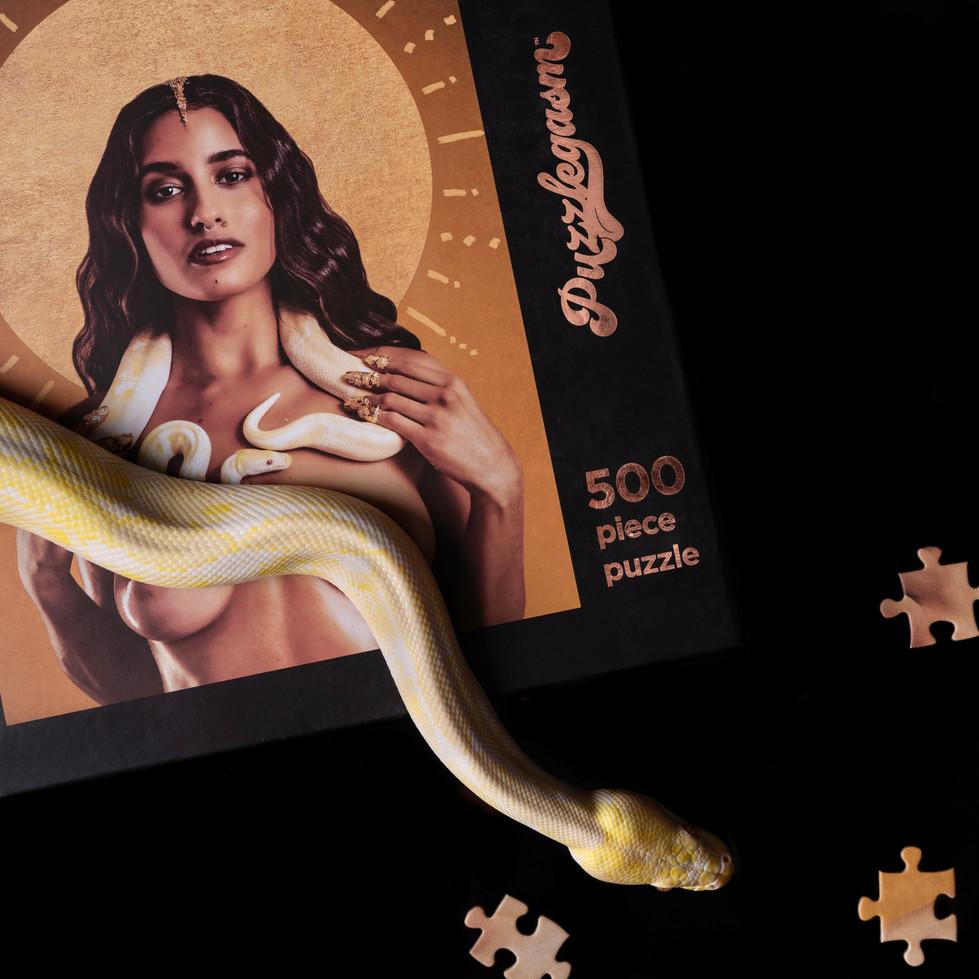 Puzzlegasm Serpente