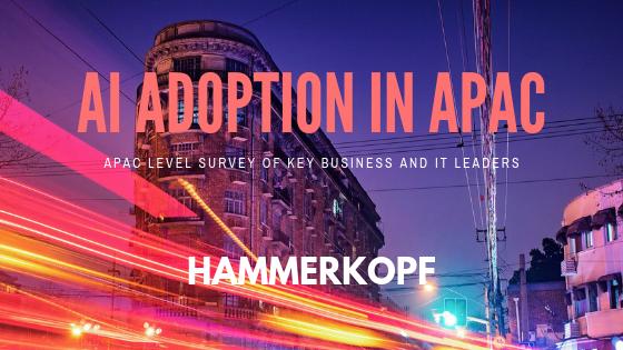 AI Adoption in APAC rising, Talent Still a Concern: Hammerkopf