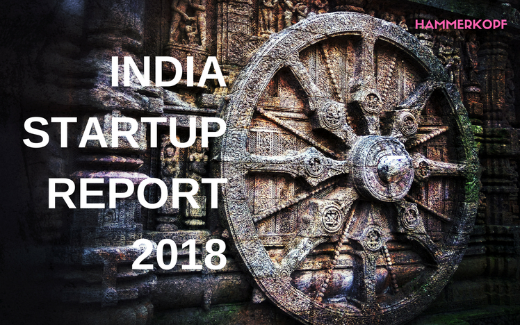 Announcing India Startup Report 2018