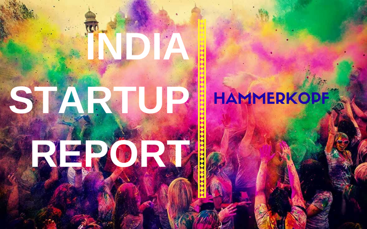 India Startup Report 2017