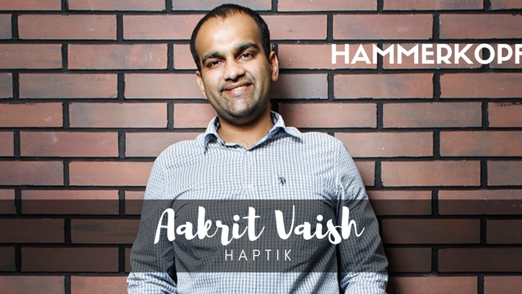 Building VoiceAI Solutions for the next 500M Users: Haptik