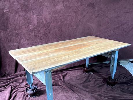 #15 Telephone Insulator Coffee Table
