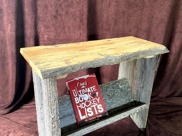 #21 Kids Table with Book Holder