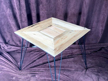 #42 Spider Leg End Table