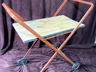 #13 Antique Tea Cart