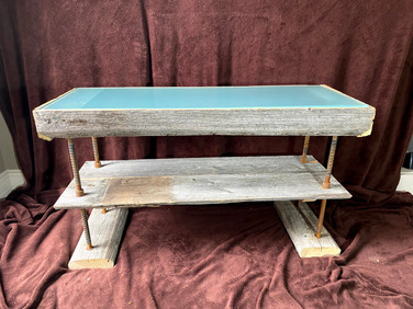 #25 Rebar Coffee/End Table