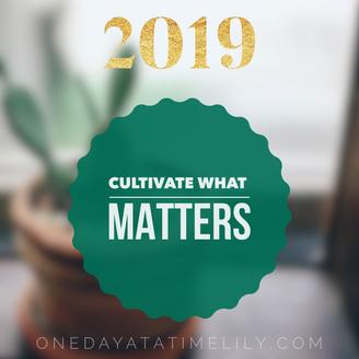 JANUARY 2019 | GOALS
