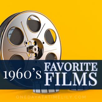 FAVORITE 1960's FILMS