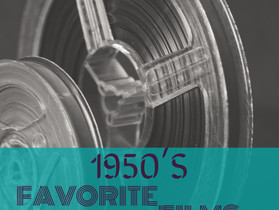 FAVORITE 1950'S FILMS