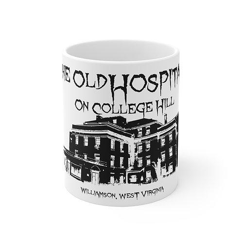 College Hill Hospital - 11oz Mug (White)