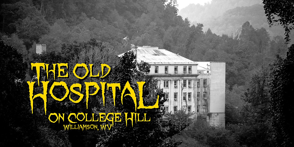 Celebrity Paranormal Adventure At the Old Hospital On College Hill