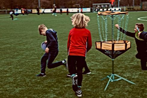 Kinderfeestje in de buurt van Schipluiden