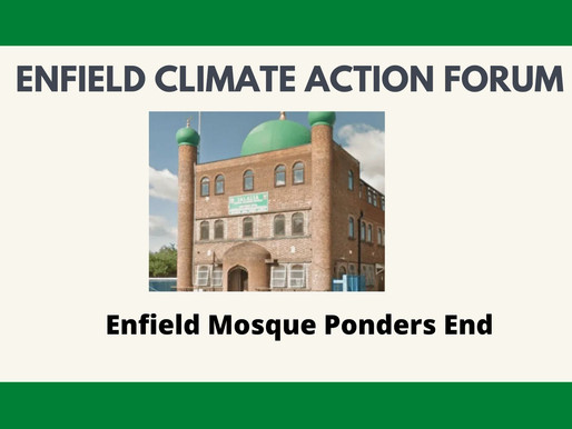 Enfield Mosque Ponders End