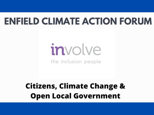 Citizens, Climate Change & Open Local Government