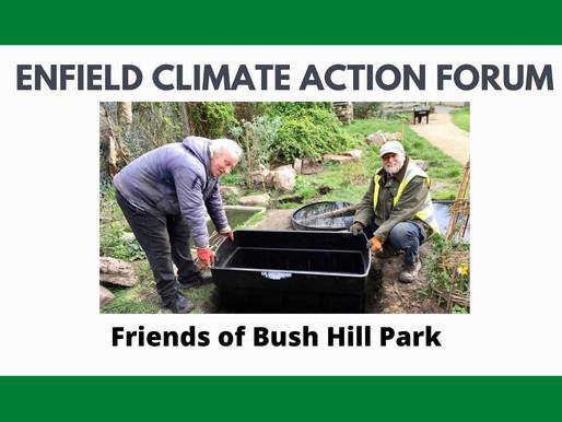 Friends of Bush Hill Park
