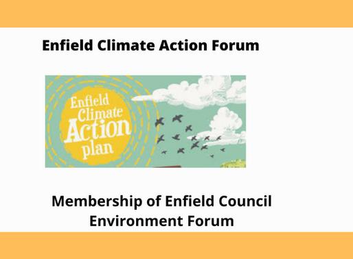 Enfield Council Environment Forum