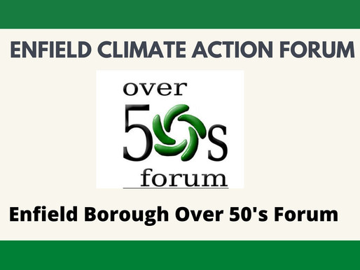 Enfield Borough Over 50's Forum