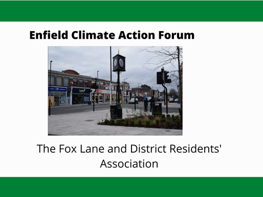 The Fox Lane and District Residents' Association
