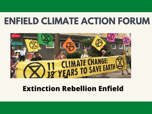 Extinction Rebellion Enfield